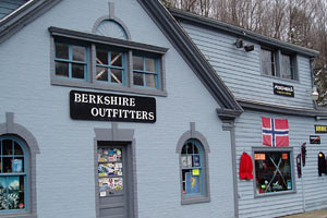 Directions to Berkshire Outfitters